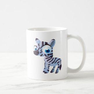 Zany The Zebra Coffee Mug