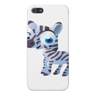Zany The Zebra Cover For iPhone 5/5S