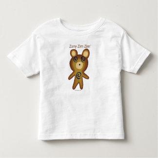 Zany Zim Zim Toddler T-Shirt