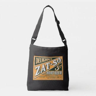 Zat-So 5¢ Root Beer Crossbody Bag