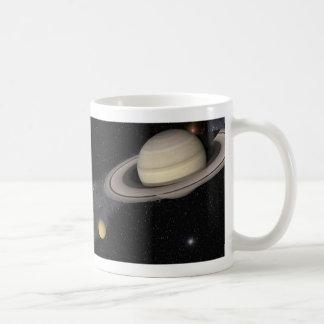 ZAZ259 Space Composit 2 Basic White Mug