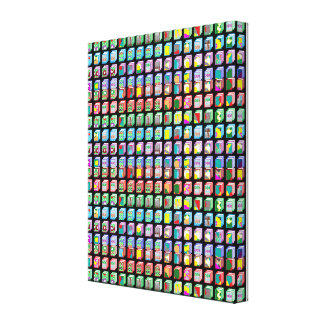 Zazzle Sale Abstract Micro FineArt Canvas gifts