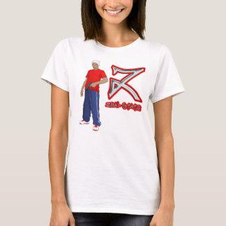 Zeal Static Female Tshirt