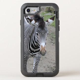 zebra 31801 OtterBox defender iPhone 8/7 case