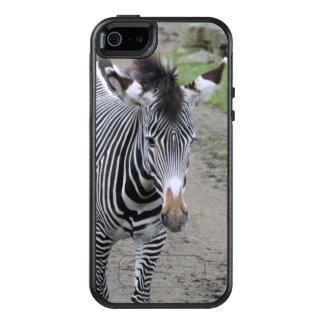 zebra 31801 OtterBox iPhone 5/5s/SE case