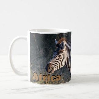 Zebra Africa Coffee Mug