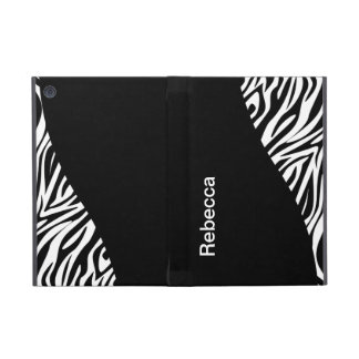 Zebra iPad Mini Folio Case iPad Mini Case