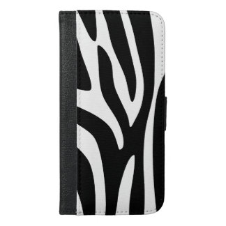 Zebra iPhone 6/6s Plus Wallet Case