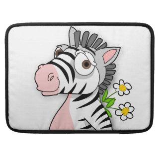 Zebra MacBook Pro Sleeves