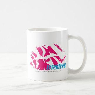 Zebra Magenta Coffee Mug