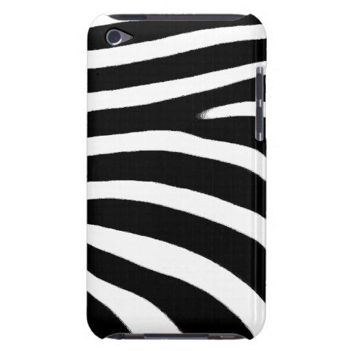 Zebra Print iPod Touch Case