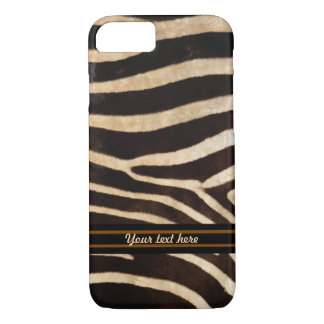 Zebra Stripe iPhone3 -  Customize iPhone 8/7 Case