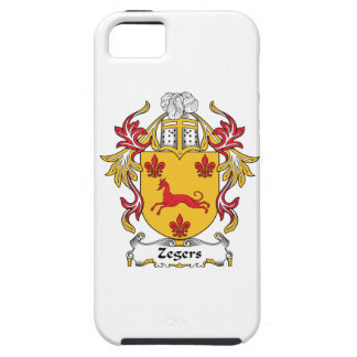 Zegers Family Crest iPhone 5 Case
