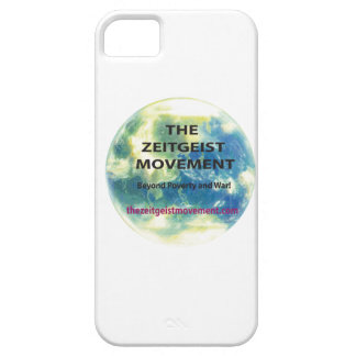 Zeitgeist Movement Barely There iPhone 5 Case