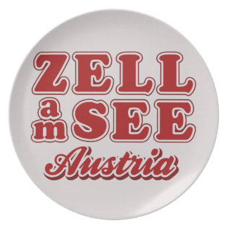 Zell am See plates