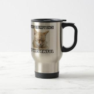 Zen Cat Travel Coffee Mug
