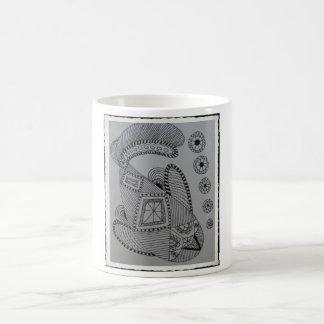 Zen Fantasy Fish Coffee Mug