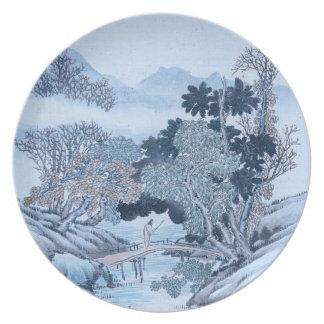 Zen Plate I
