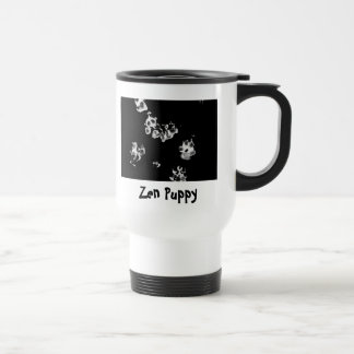 Zen Puppy (travel mug) Travel Mug