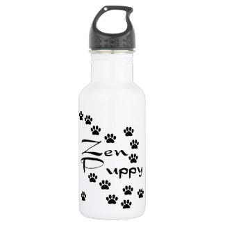 Zen Puppy Water Bottle