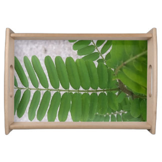 ZEN STYLE SMALL SERVING TRAY