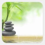 Zen tranquility water garden by healing love stickers