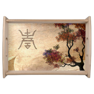 Zen Tree Serving Tray