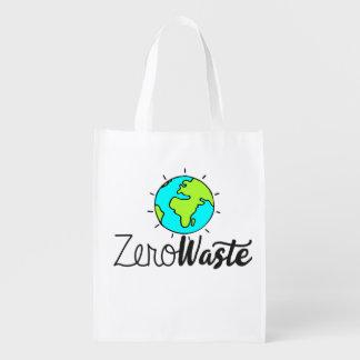 Zero Waste Reusable Grocery Bag