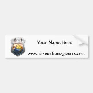 ZfG Clan Bumper Sticker