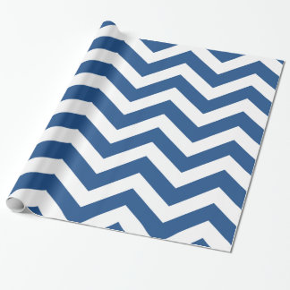 Zig Zag Wrapping Paper