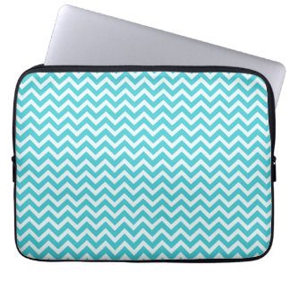 Zigzag Pattern Electronics Bag Laptop Computer Sleeve