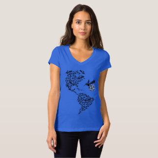 Zika in the Americas T-Shirt