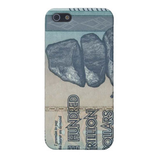 Zimbabwe 100 Trillion Dollar Banknote iPhone 5/5S Cover