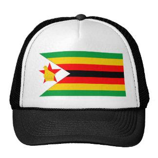 zimbabwe country flag nation symbol cap