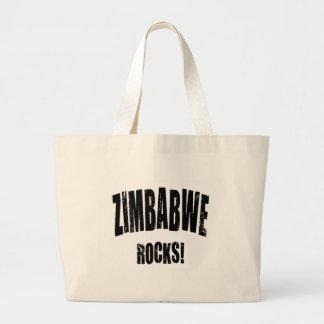 Zimbabwe Rocks! Canvas Bag