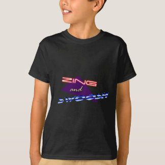 Zing and Swoosh T-Shirt