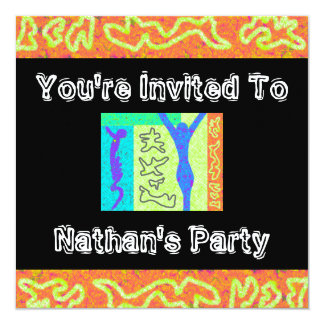 Zing! ~ Party Card