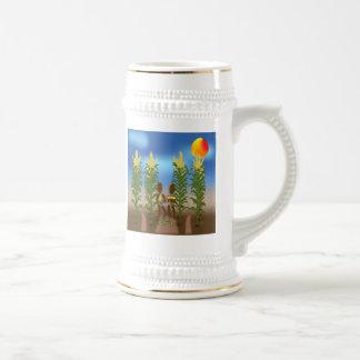 Zinglees ~ Corn Coffee Mugs