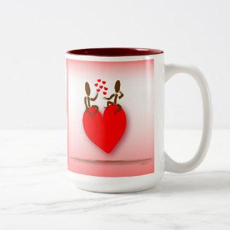 Zinglees ~ February Mug