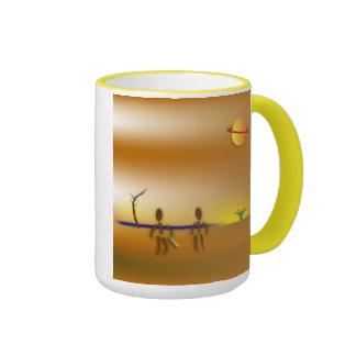 Zinglees Moving Along Mugs