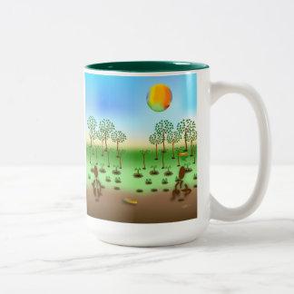 Zinglees ~ Trees Mug