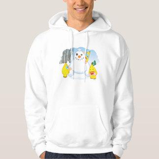 Zingoz Snowman Hoodie