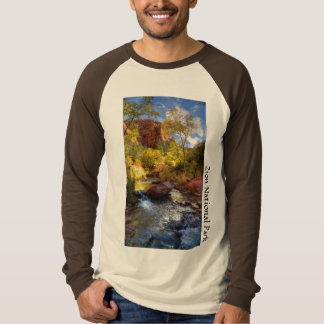 Zion National Park La Verkin Creek T-Shirt