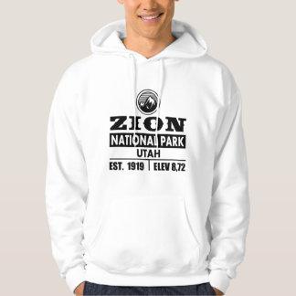 ZION NATIONAL PARK UTAH HOODIE