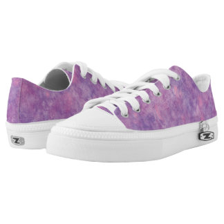 ZIPZ Purple Lavender Sneakers with Removable Soles