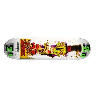 ZO Board by Scorch Studios USA 18.1 Cm Old School Skateboard Deck