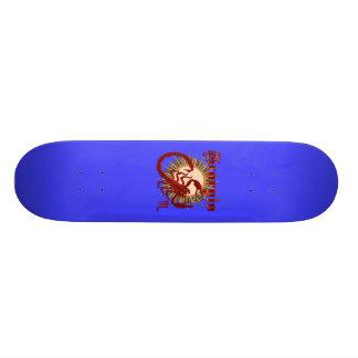 Zodiac Scorpio-Design-1 View Below Hints 19.7 Cm Skateboard Deck