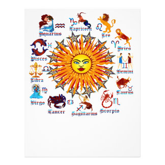Zodiac-Signs-All-V-1 Personalized Flyer