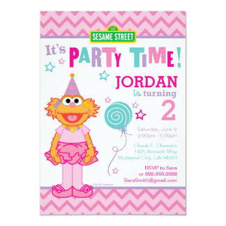 Zoe Birthday Card