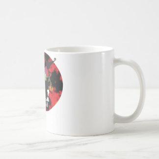 Zombee bites that old, fat hag coffee mug